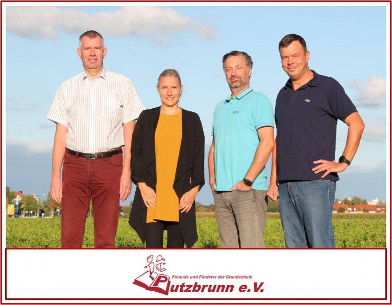Vorstand Förderverein 2019